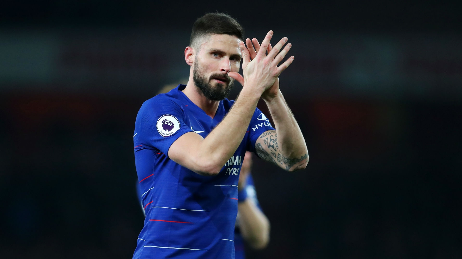 Giroud Agrees To New Chelsea Deal - Report