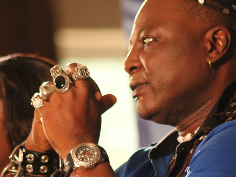 I've been smoking marijuana since 1968, it's a tremendous blessing —Charly Boy