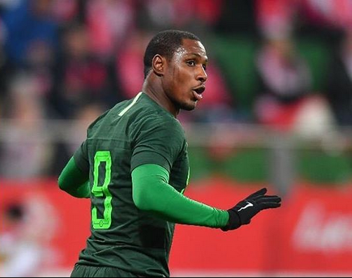 I've Not Changed My Decision To Quit Eagles - Ighalo