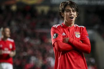 Atletico Agree £100m Deal For Benfica's Joao Felix - Report