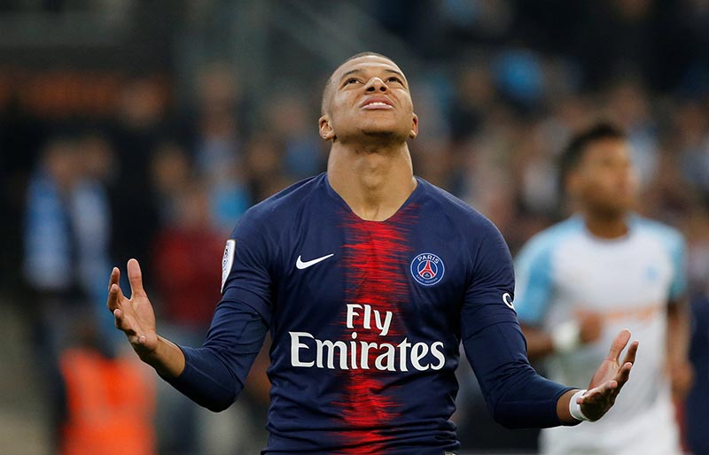 Mbappe Targets Move Away From PSG