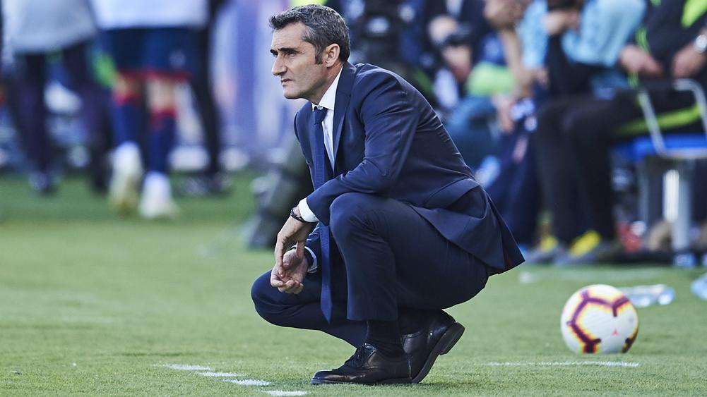 Four Coaches That Could Replace Valverde At Barcelona