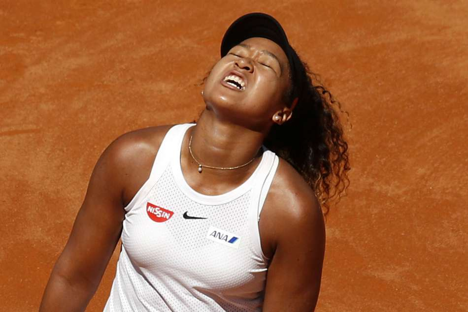 Osaka Withdraws From Italian Open With Hand Injury