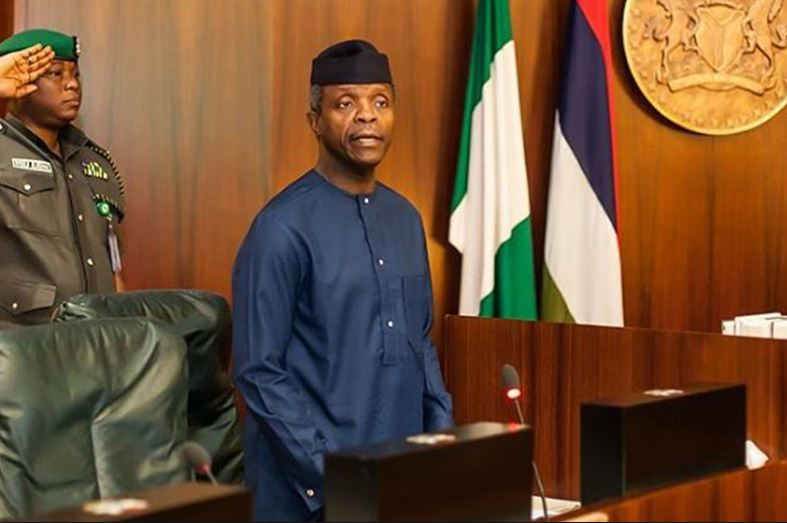 Govt Can't Adequately Provide Quality Health Care – Osinbajo