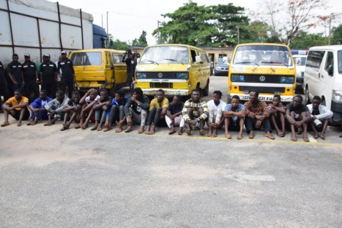 Police Foil 80 Robbery Attacks In Lagos, Arrest 159 Suspects
