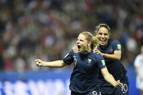 W/Cup: France Beat Norway To Stay Top Of Group A