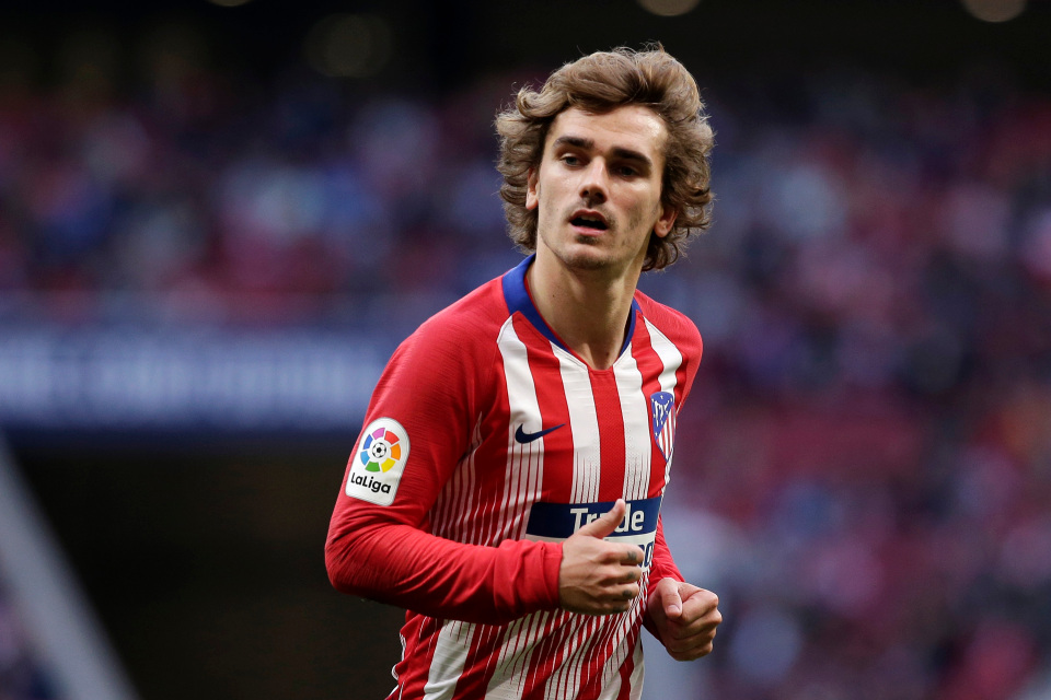 Griezmann Will Sign For Barcelona This Summer, Confirms Atletico Chief