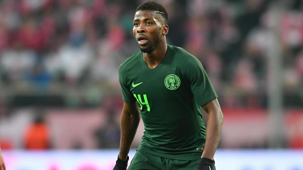 Iheanacho's Chance Of Playing In 2019 AFCON Slim, Says Rohr