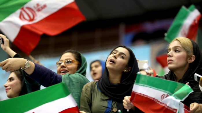 Allow Women Watch Football In Stadiums, FIFA Urges Iran