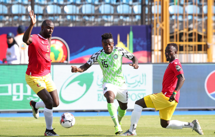 AFCON: We're Motivated By Competition For Shirts In Eagles - Moses