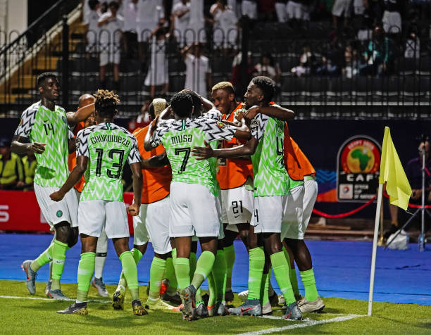 AFCON: English Clubs Celebrate Their Nigerian Players After Guinea Victory (Pictures)