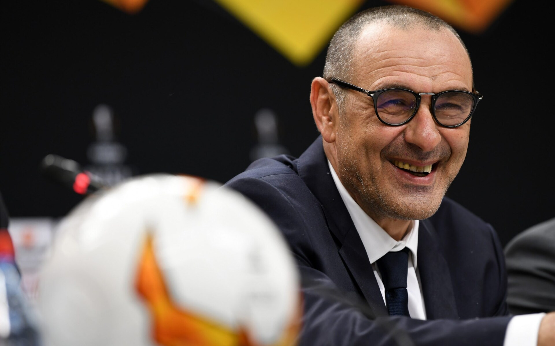 Sarri Vows To Succeed At Juventus With Pogba