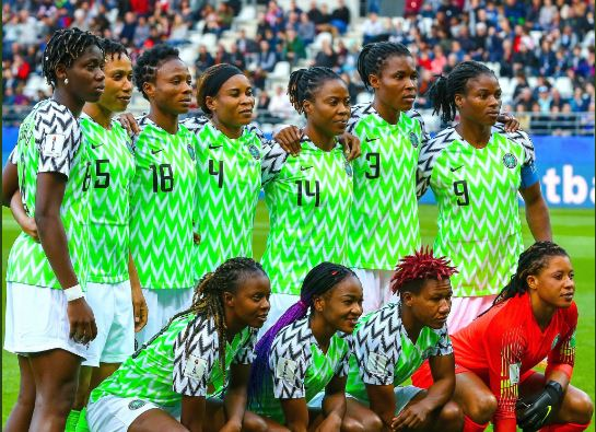 W/Cup: Falcons Need Miracle To Qualify For Knockout Phase - Okon