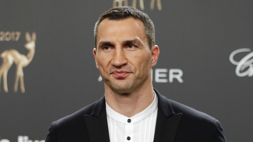 Ex-heavyweight Boxing Champion, Klitschko, Family Rescued From Fire