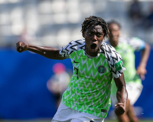 World Cup: Oshoala In Contention For Goal Of Tournament
