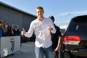 Choosing Juventus Among Other Offers Was Difficult, Says De Ligt