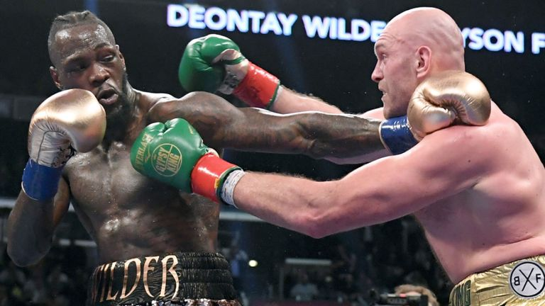 Tyson, Wilder Reach Agreement On Date For Rematch