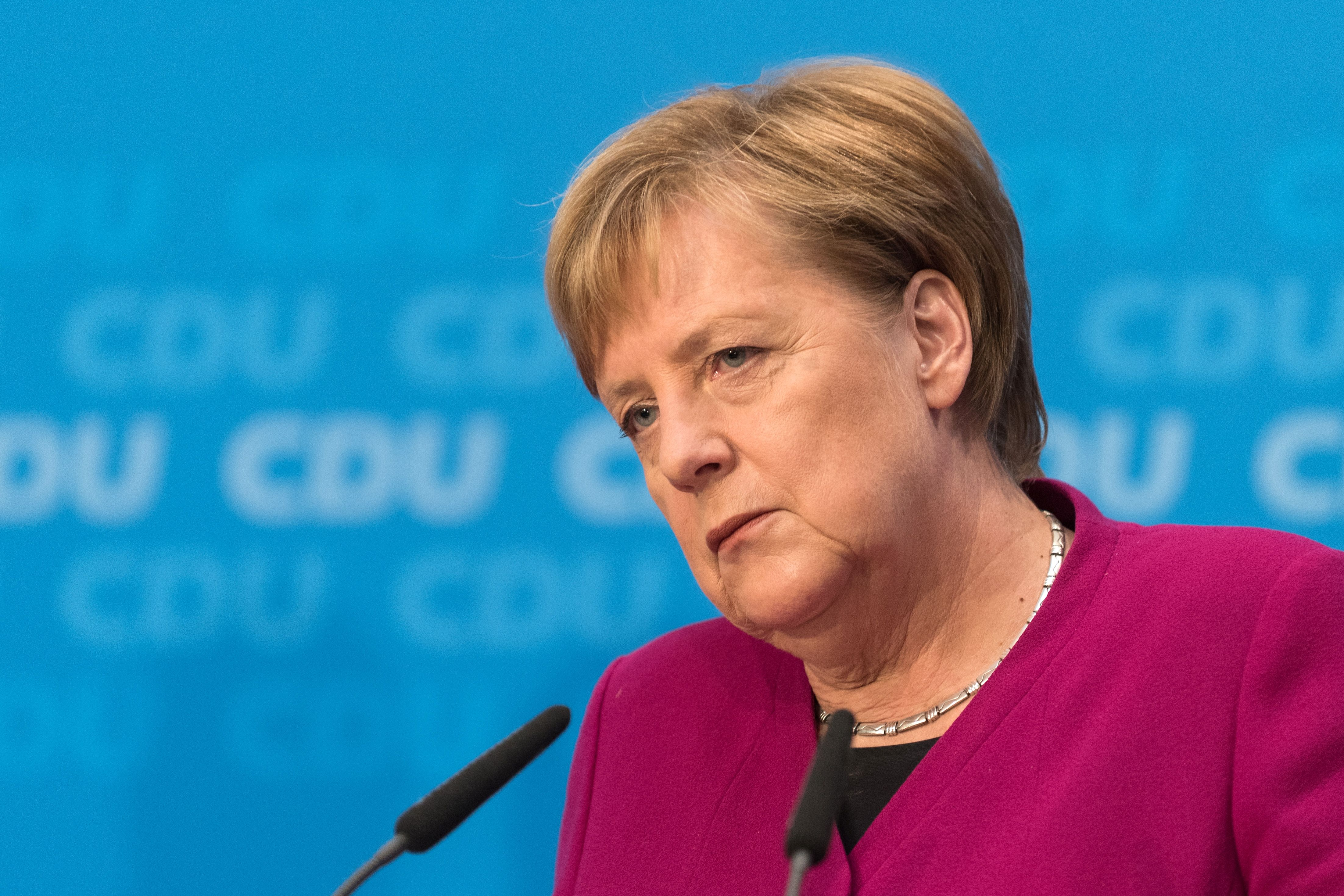Germany Rejects US' Call To Send Troops To Syria