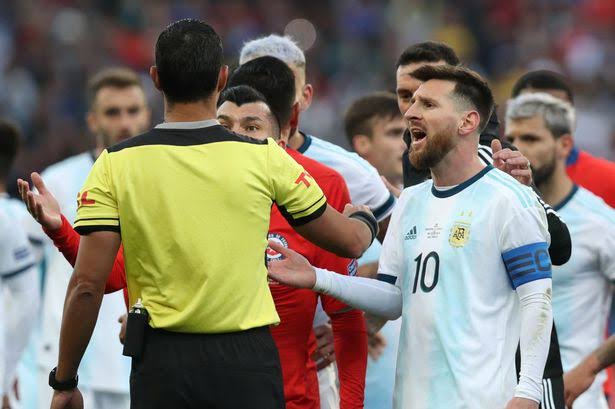Brazil Set Up To Win Copa America, Alleges Messi