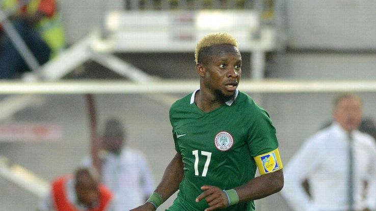 Missing 2019 AFCON Almost Broke Me Down, Says Onazi