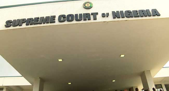 2019 Election: Supreme Court Rejects Zamfara APC's Request To Review Judgment