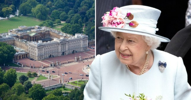 Intruder Breaks Into Buckingham Palace