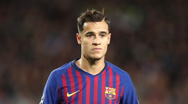 Barcelona Name Price For Coutinho Amid Arsenal Interest