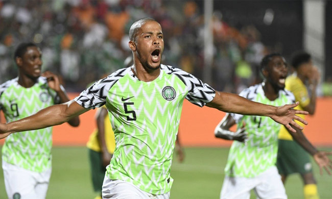 I Don't Joke With Bible Study, Says Eagles' Ekong