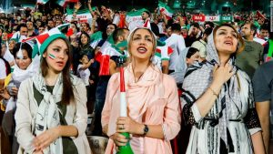 Iran To Allow Women Watch W/Cup Qualifiers For First Time In 40 Years