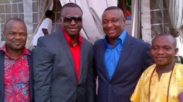 Keyamo Defends Relationship With Indicted Fraudster As Duo's Photo Surfaces