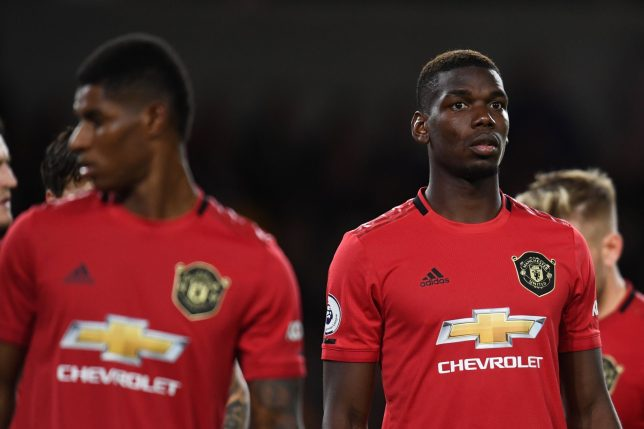 Solskjaer Reportedly Strips Pogba Of Penalty Duties