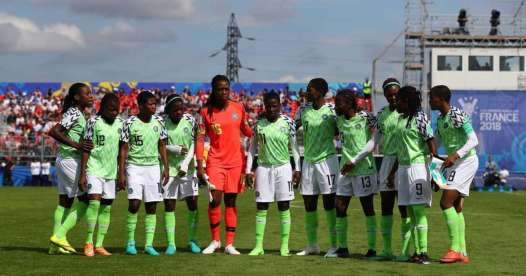 All Africa Games: Falconets Thrash South Africa In Group Opener