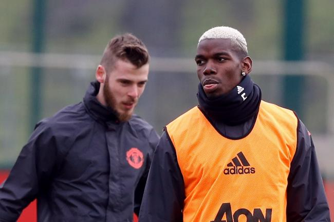 Pogba, De Gea Ruled Out Of Manchester United – Liverpool Clash