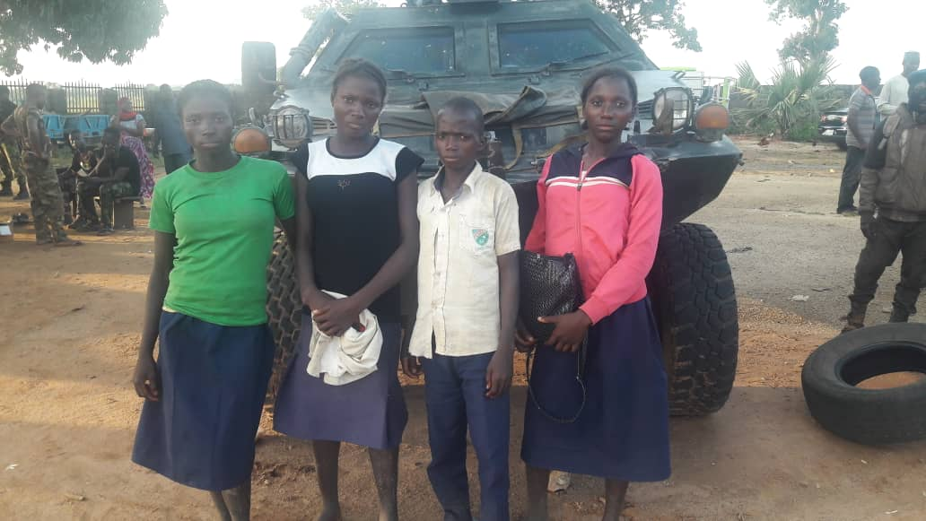 Troops Rescue Four More Abducted Students In Kaduna
