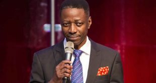 Sam Adeyemi of Daystar Christian Centre