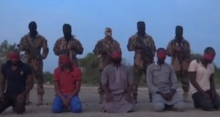 Boko Haram Executes Five Aid workers