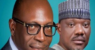 Ize-iyamu and running mate